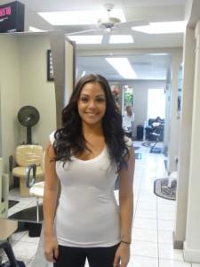 Portfolio Example Hair Stylist Tammy Rodriguez